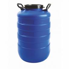 Бочка пластиковая 50 литров 365*365*630 винтовая крышка,вкладыш