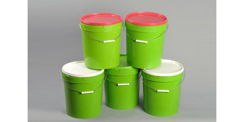 Пластиковые ведра для пищевых продуктов
