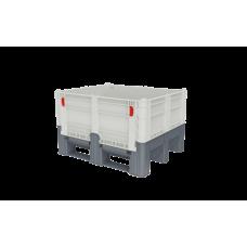Разборный контейнер модель DFLC 1000, сплошнрй