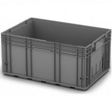 Пластиковый ящик 594x396x280 (12.505F.91)