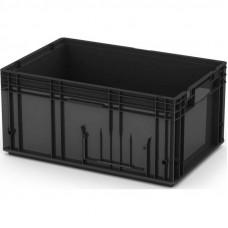 Пластиковый ящик RL-KLT-6080 ESD