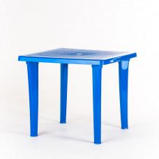Стол пластиковый квадратный